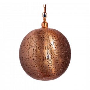 Oosterse Hanglamp Lina (L) - Koper