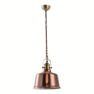 Industriële Hanglamp Thor - Koper