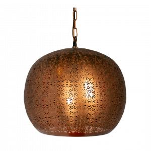 Oosterse Hanglamp Lara (L) - Koper