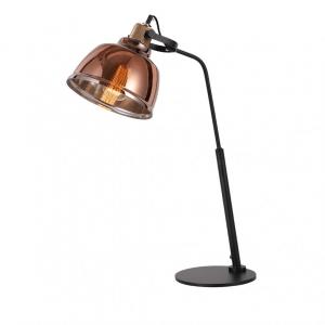 Bureaulamp Thor - Cognac