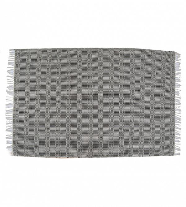 Kelim Kleed (M) - Zwart / Wit