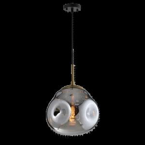 Hanglamp Tiara (M) - Zilver