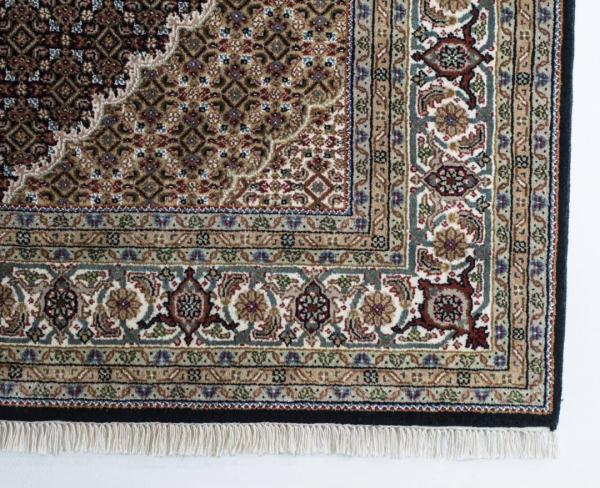 Perzisch Tapijt - Handgeknoopte - Wol & Zijde